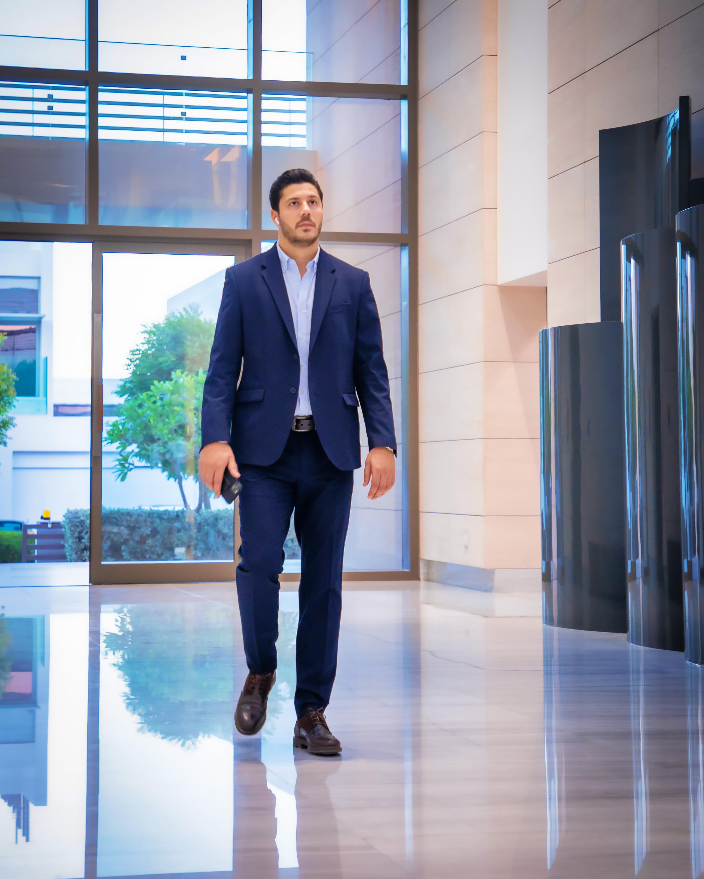 Ali Sbeity, Lebanese business man based in Dubai