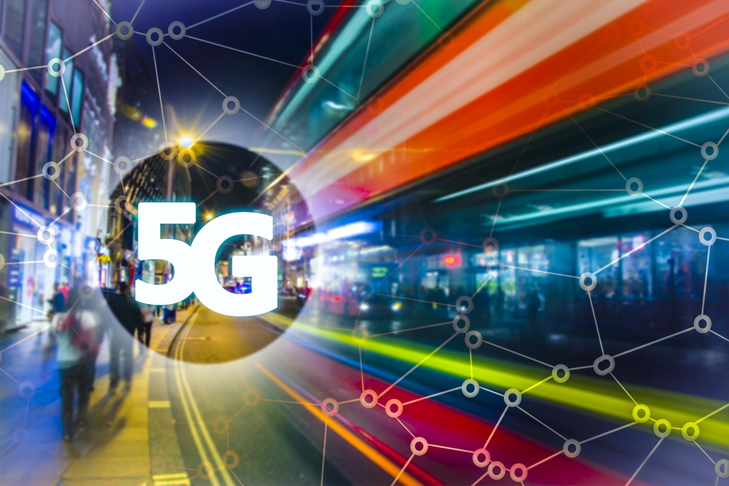 5G Market Comprehensive Study Explore Huge Growth in Future | AT&T, Vodafone, Deutsche Telekom