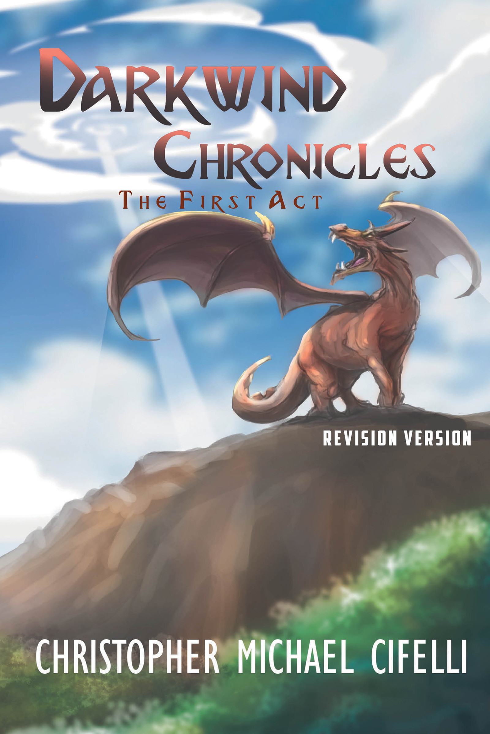 Author Christopher Cifelli Pens a Compelling Fantasy Series