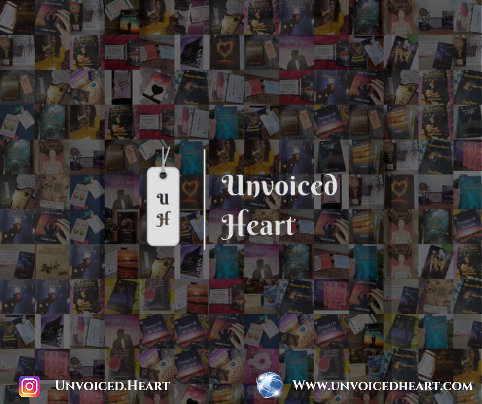 Unvoiced Heart - Providing the best opportunities to writers is their goal