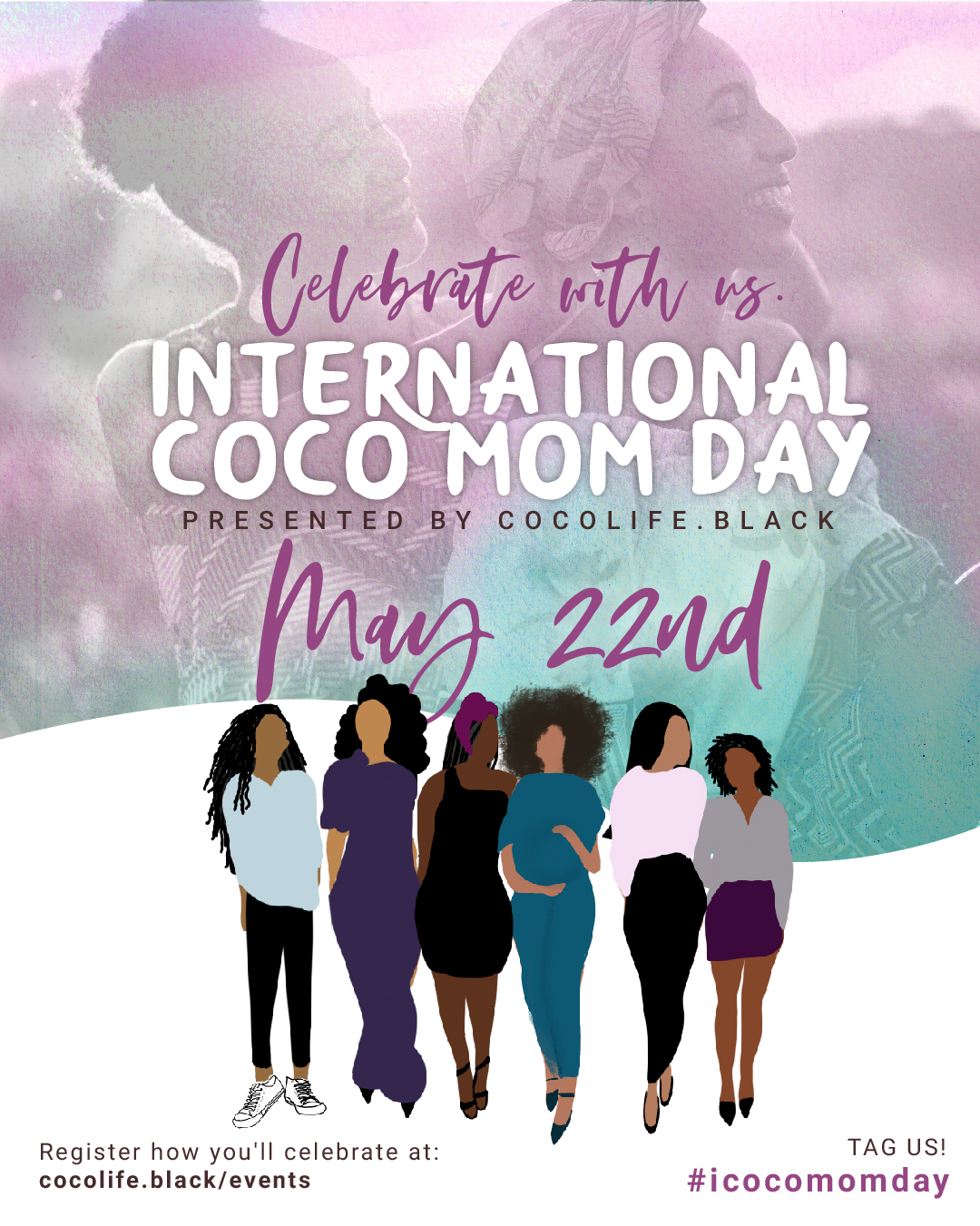 Cocolife.black Declares May 22 As International Coco Mom Day