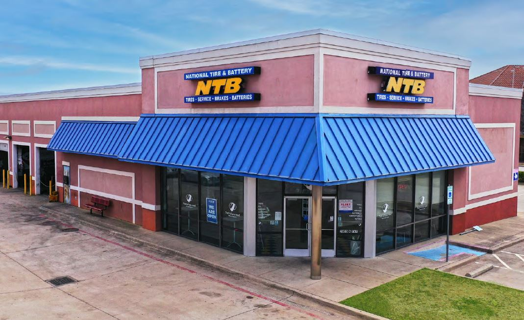 The Boulder Group Arranges Sale of Net Lease National Tire & Battery Property in the Dallas MSA