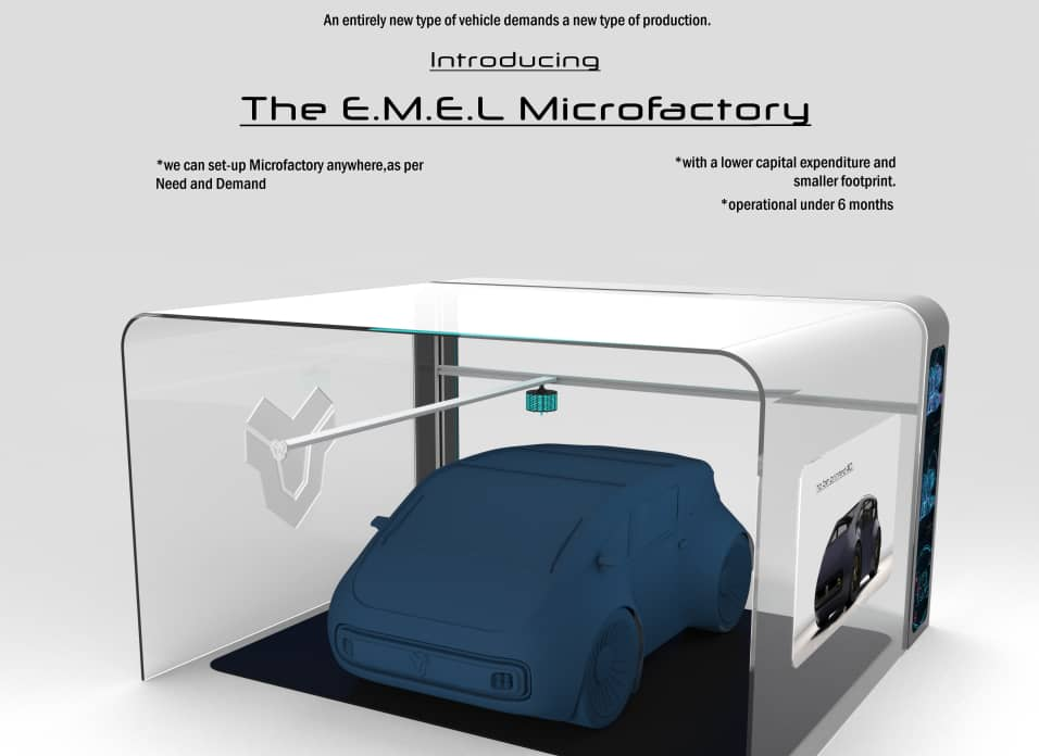 Make The World A Better Place With Emel Vehicles