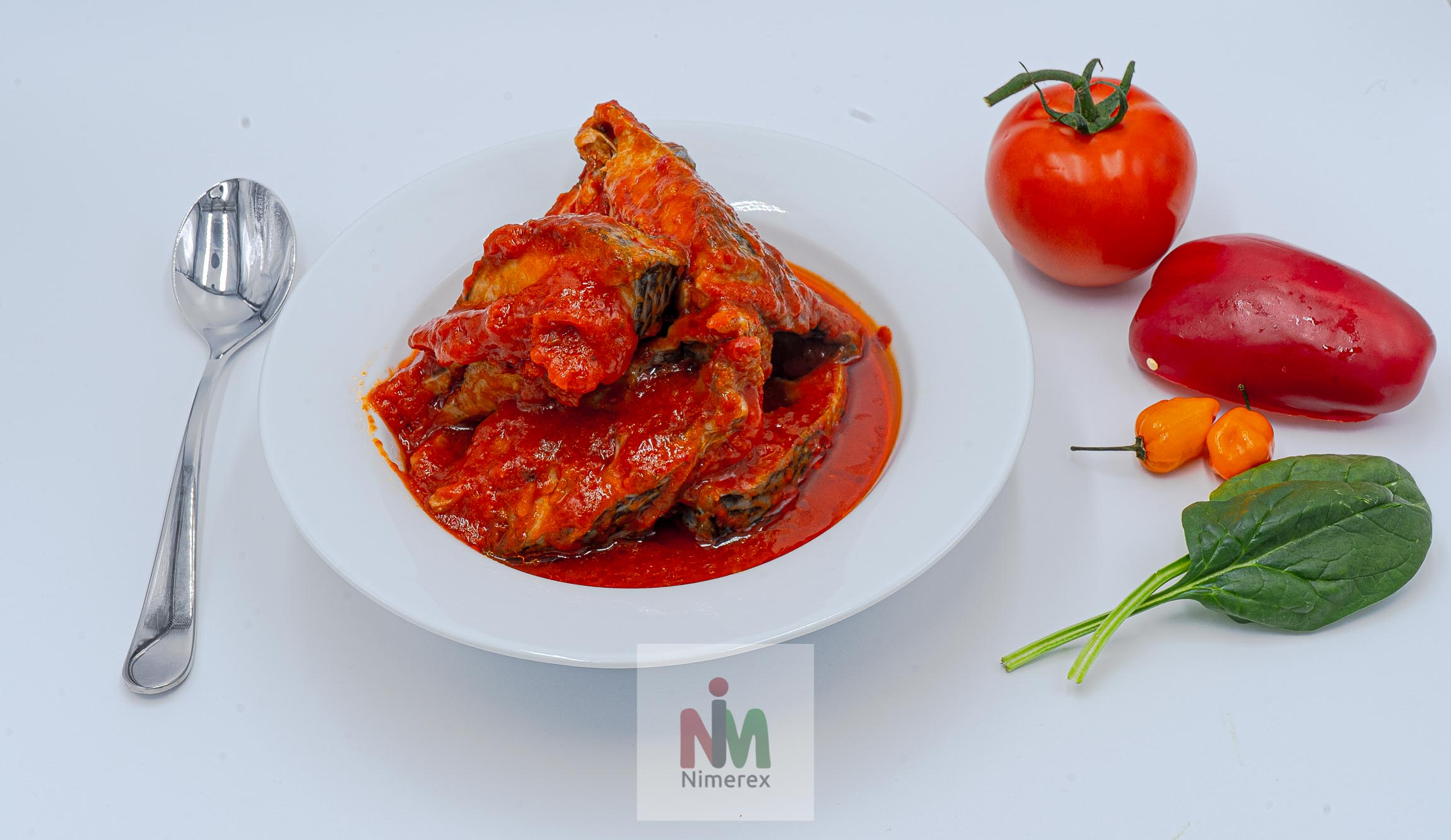 Nimerex now delivers Tilapia Fish Stew to homes across America. See menu on nimerex.com
