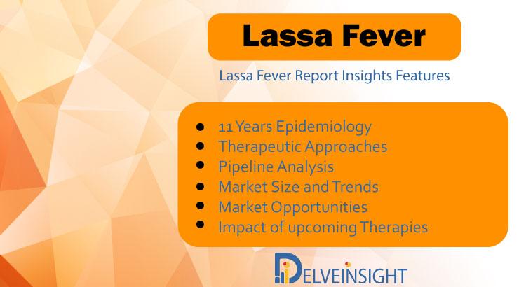 Lassa Fever Market Insight, Epidemiology, and Market Forecast Analysis Report