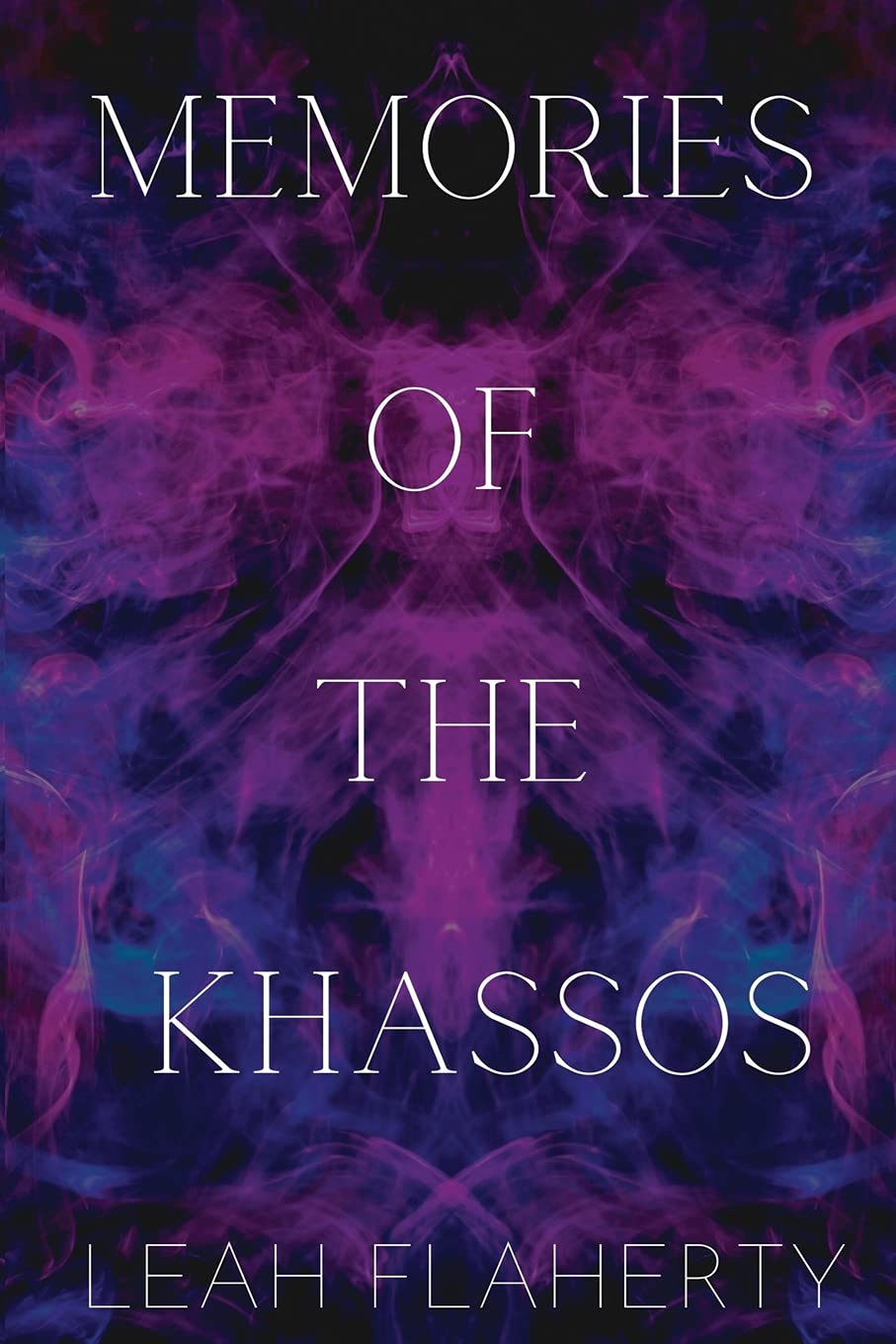 Leah Flaherty's Memories of the Khassos, A Science Fiction Fantasy Hits Bookstores