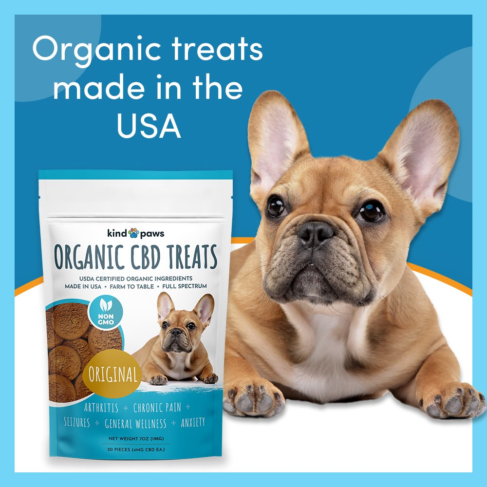 Kind Paws Announces Launch of New Generation, All Natural, Premium CBD Products for Pets