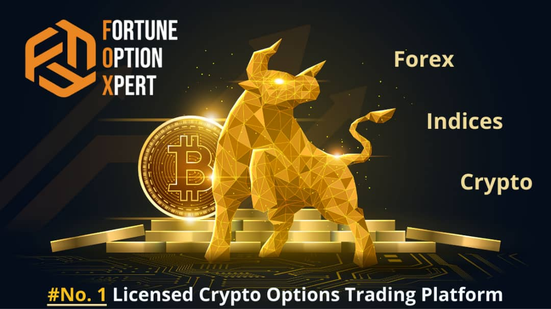 Fortune Option Xpert Simplifies Crypto Trading Options Via Their Digital Options Trading Solutions