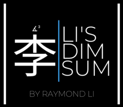 Li's Dim Sum - Try to Best and Scrumptious Food Offered by Chef Raymond Li's Restaurant