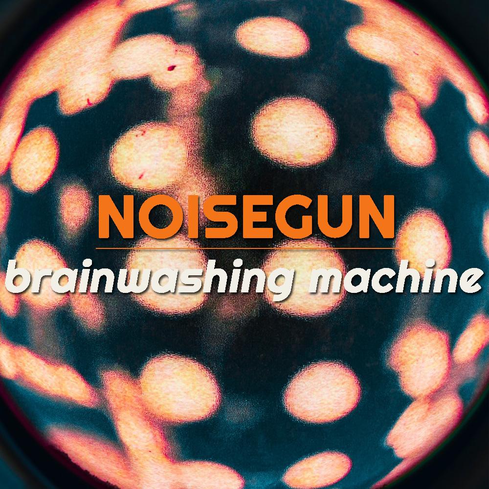Los Angeles Post-Punk Artist NoiseGun Releases Industrial Anti-Religion Single