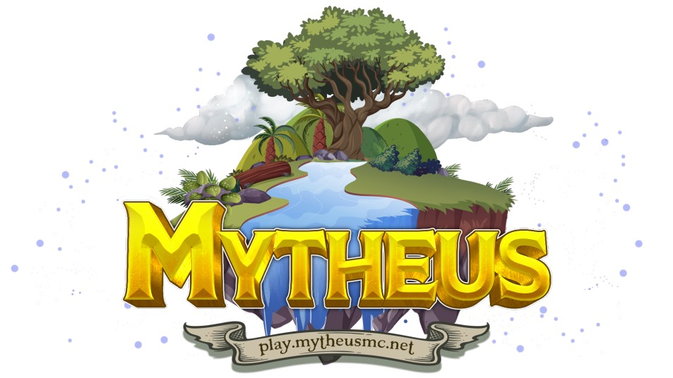 Mytheus SMP - A Minecraft Server with Dungeons and Minigames