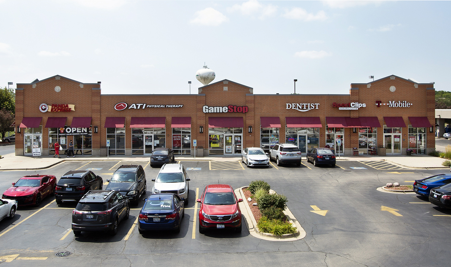 Hanley Investment Group Arranges Sale of Multi-Tenant Retail Pad Building Shadow-Anchored by Home Depot in Chicago Metro for $4 Million