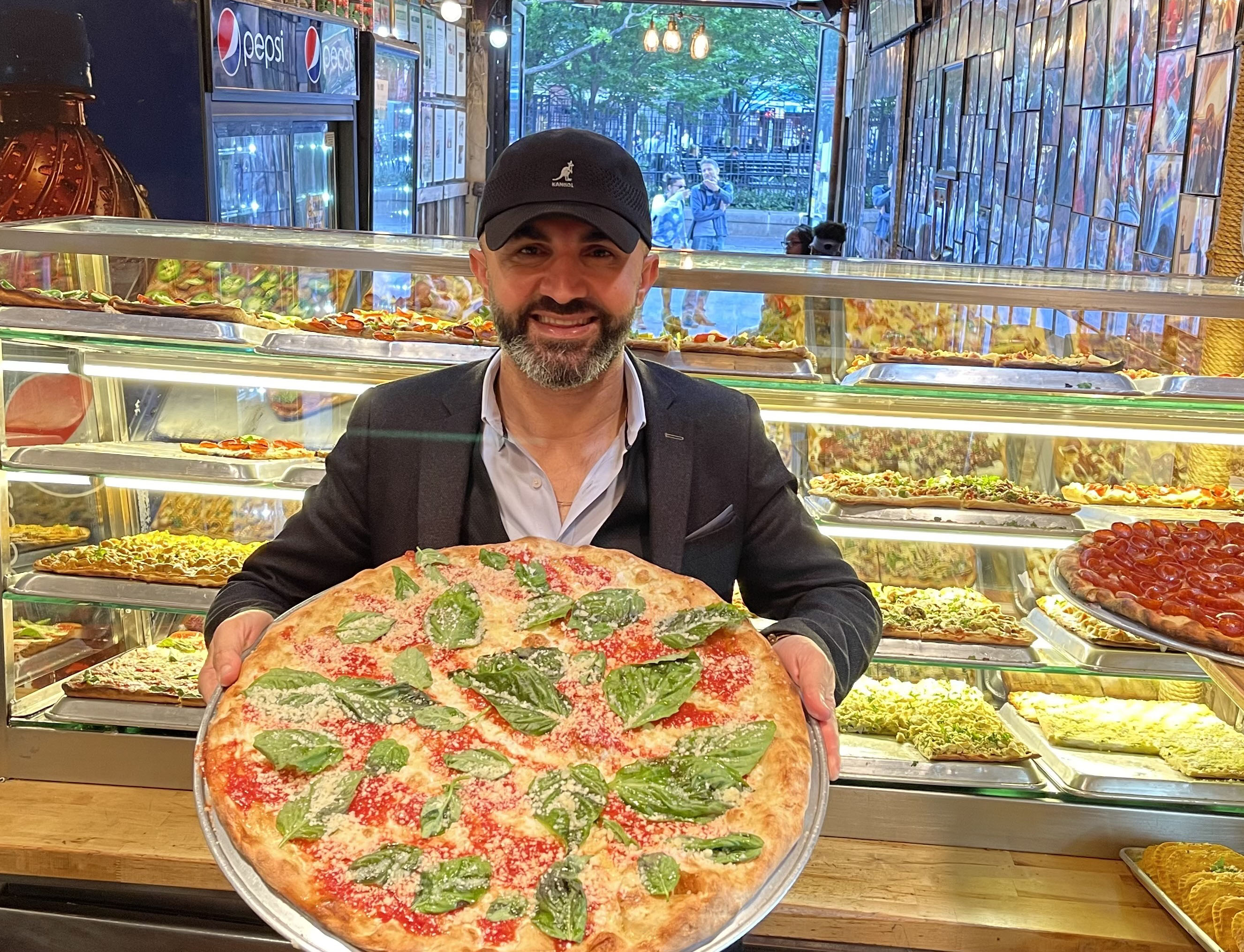 Top 5 Best Pizza Places in New York City
