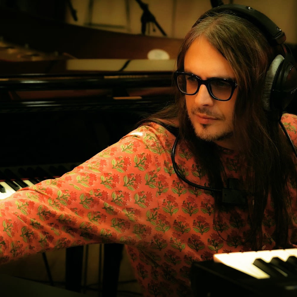 Louis Siciliano is the composer of the new feature film directed by Dario Argento