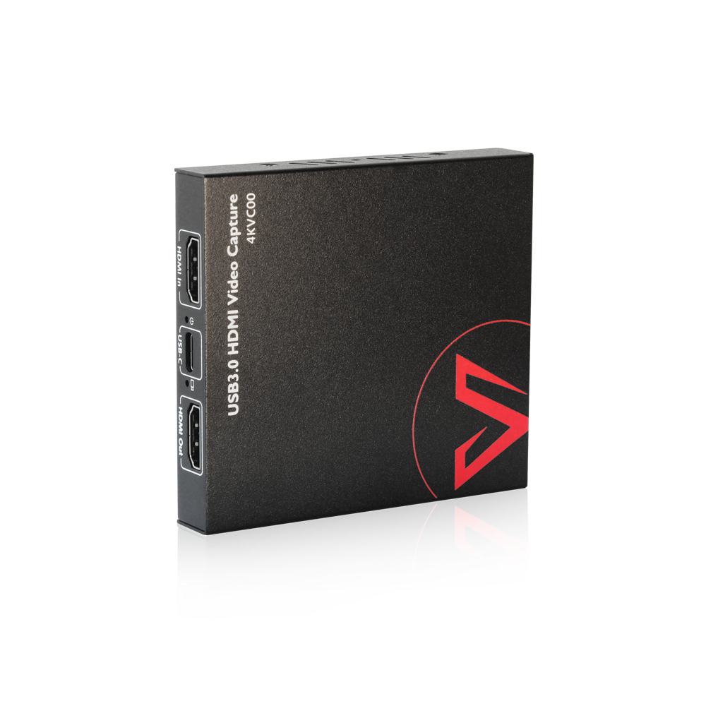 AV Access Launches Its First Video Capture Card for Easier Video Conversion in Live Streaming and Video Recording