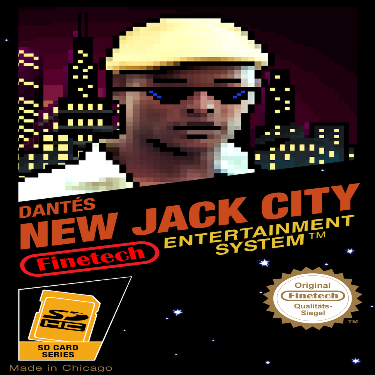 """Dantès Alexander's Highly Anticipated New EP """"New Jack City"""" Now Available Worldwide"""