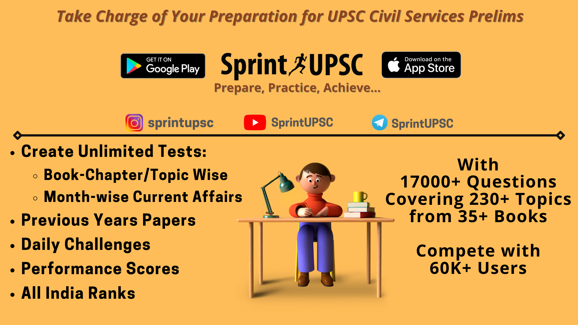 Staying Focused and Managing Time During UPSC Exam Preparation