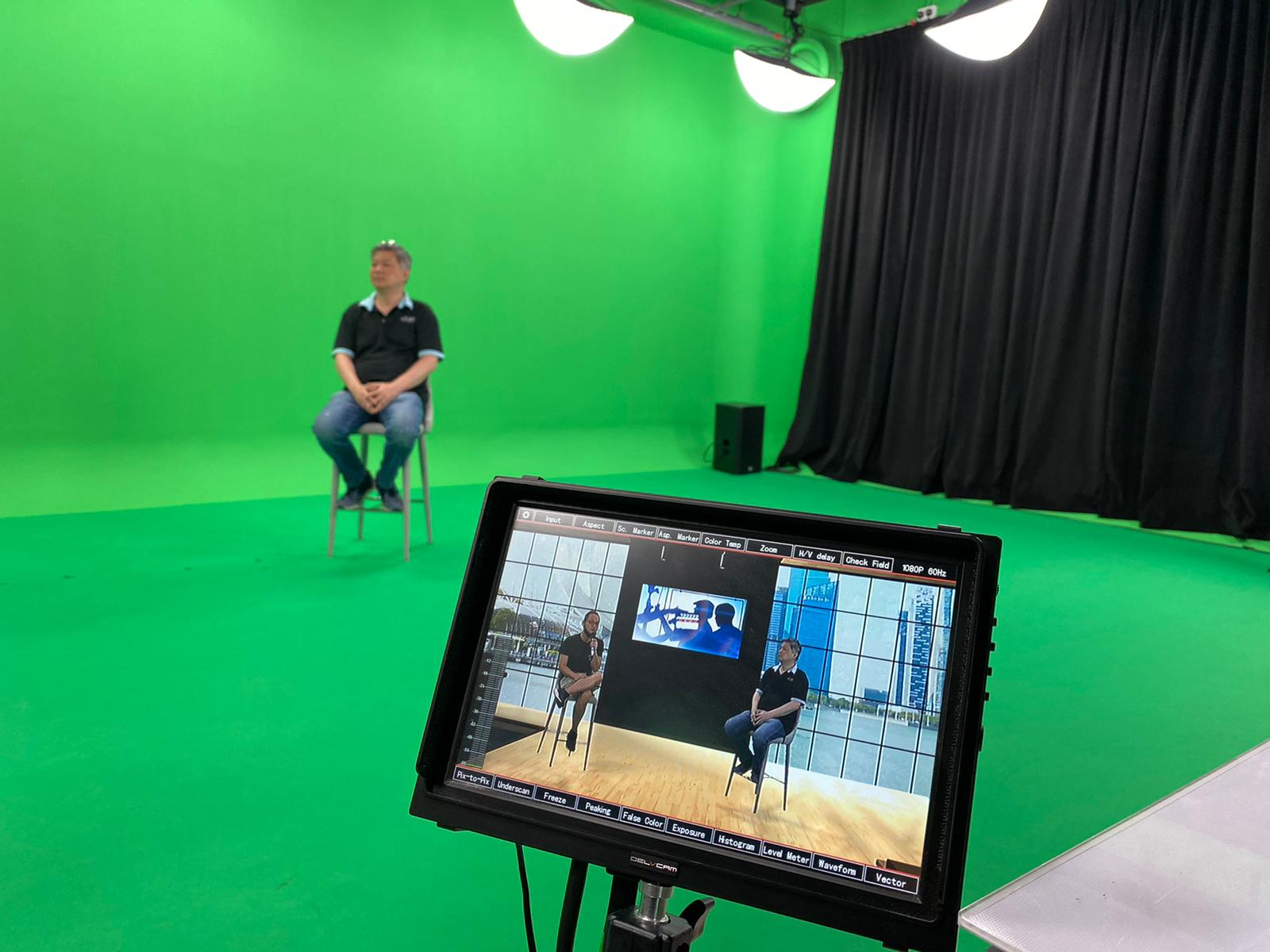 Spring Forest Studio Launches Two Large-Size Green Screen Studios in Singapore