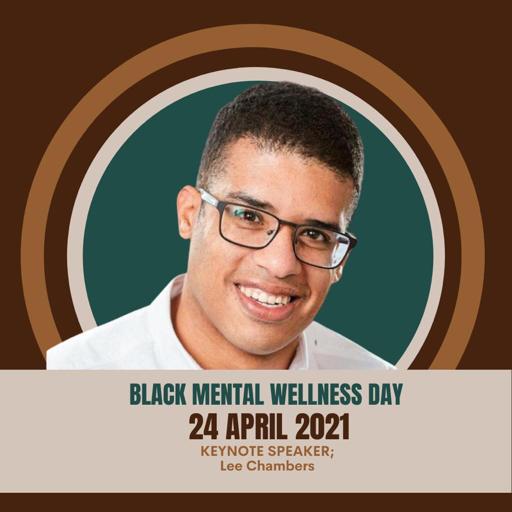British Psychologist Lee Chambers speaks at first Black Mental Wellness Summit.