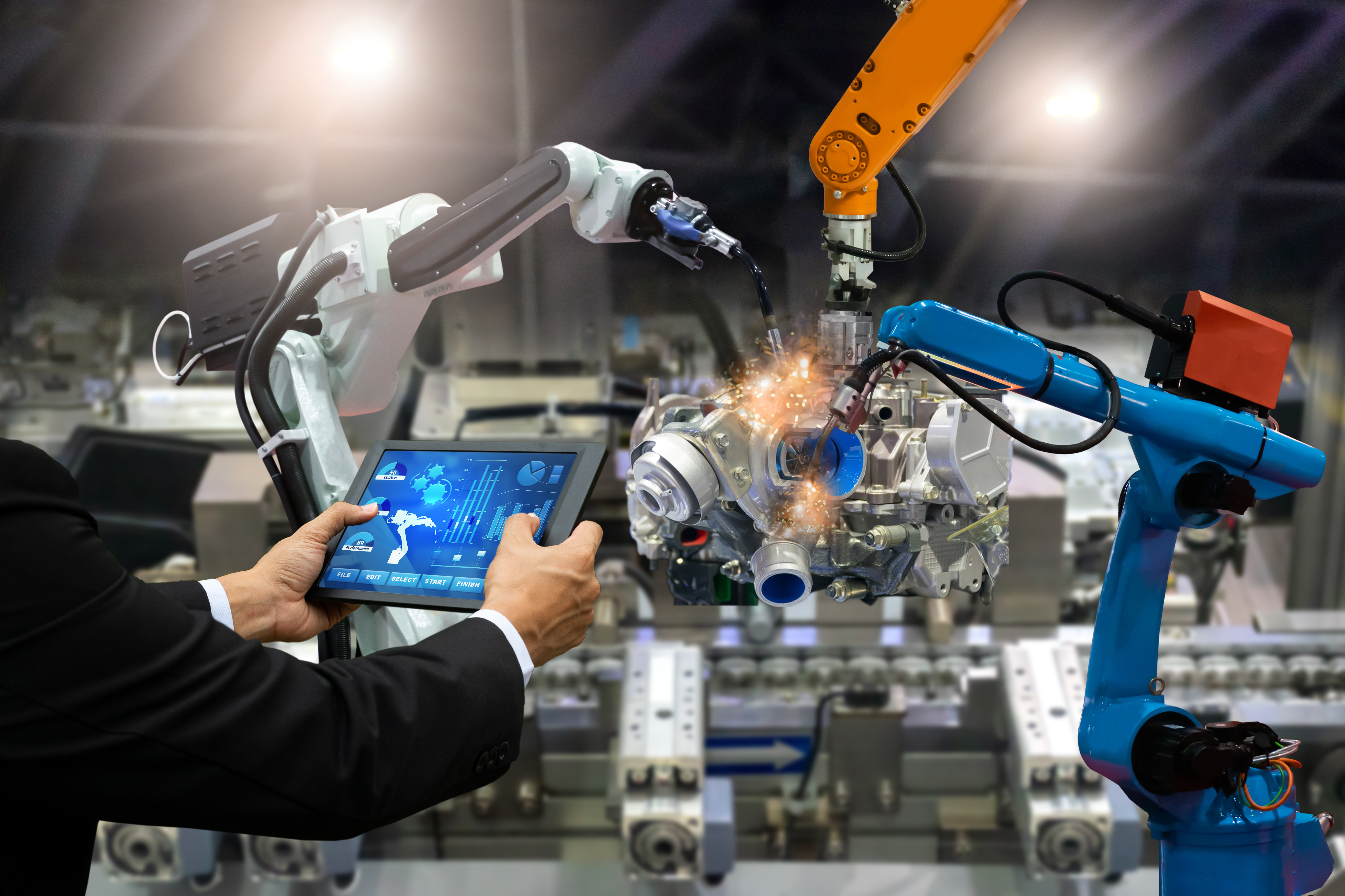 Industrial Automation Control Market Latest Research Report Booming Worldwide | Impressive Growth Rate, Developing Technologies, Challenges, Business Trends And Regional Outlook Till 2027