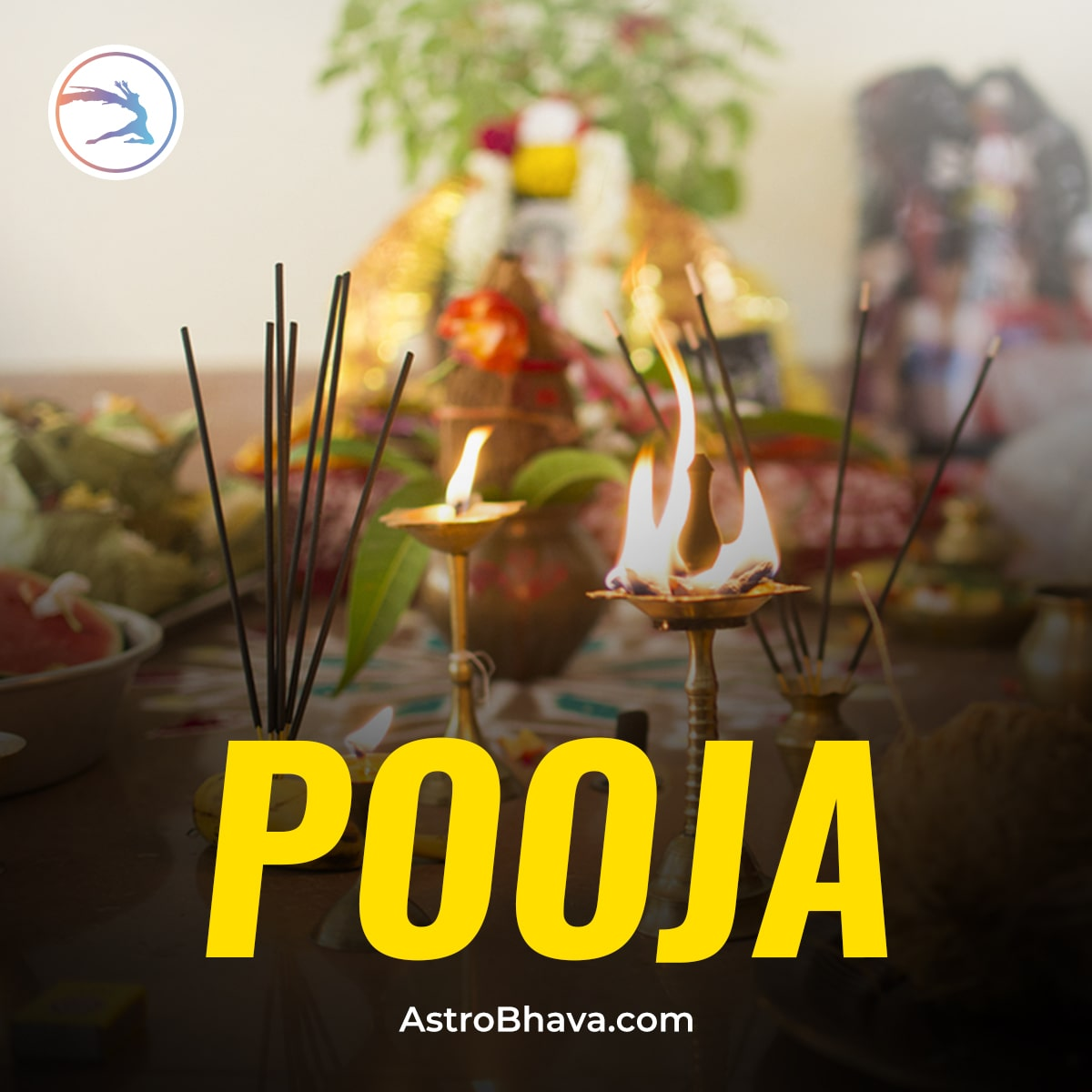 Book Online Pooja at AstroBhava and Get Remedies for all Life Issues