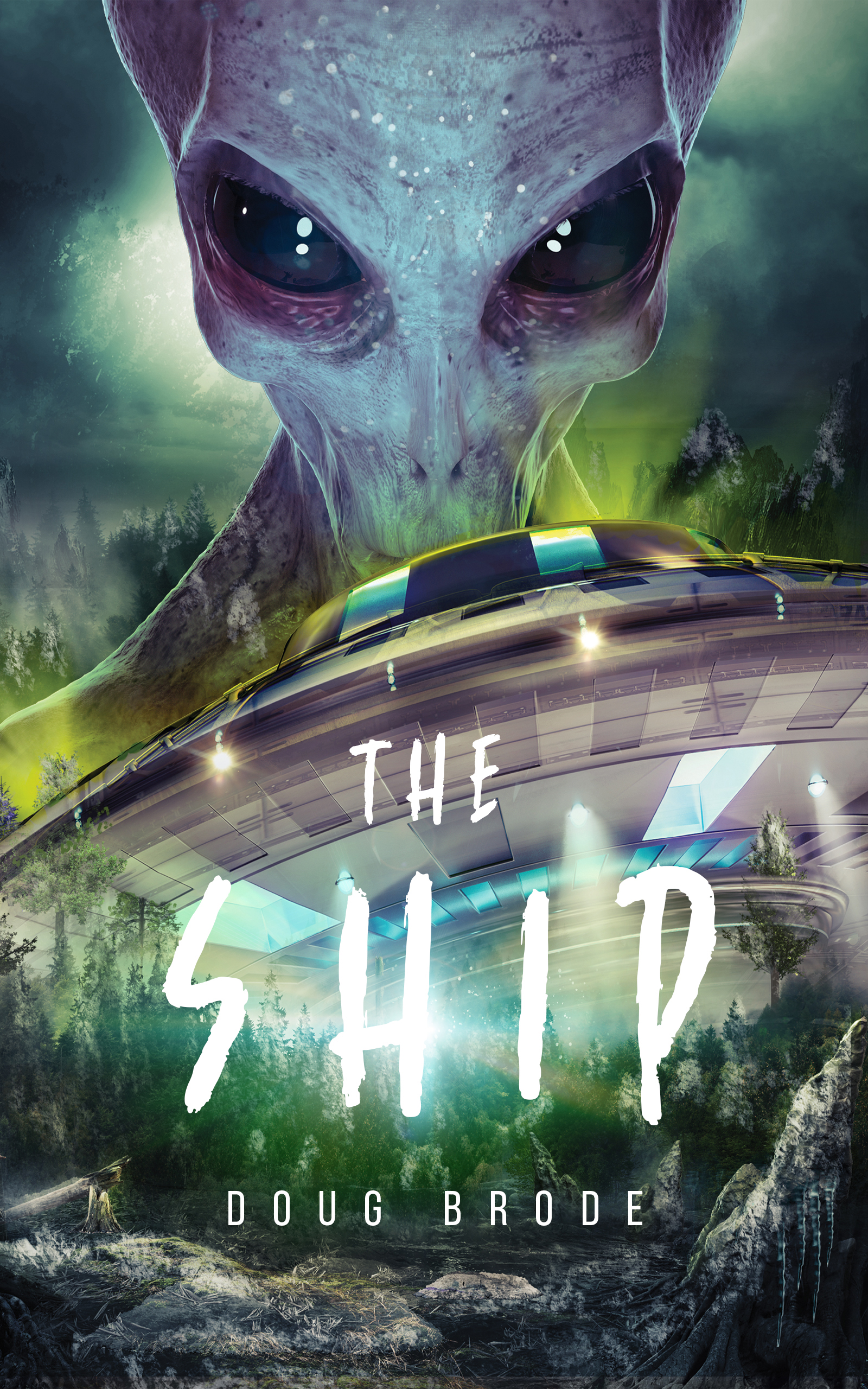 HBO/Cinemax's Forbidden Science Series Creator, Doug Brode, To Release Debut Sci-Fi Horror Book, 'The Ship'