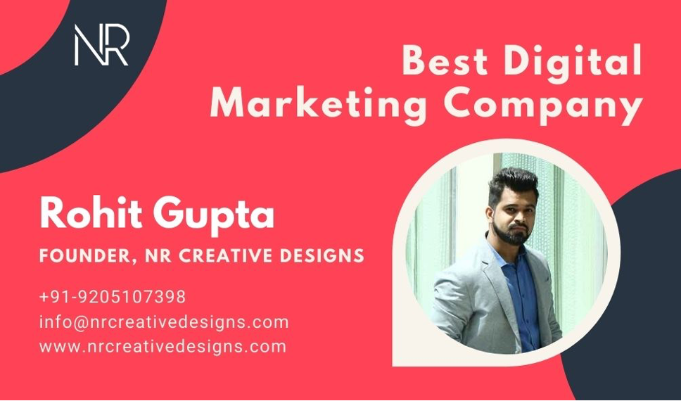 NR Creative Designs Is Bridging The Gaps In Uplifting Businesses Online