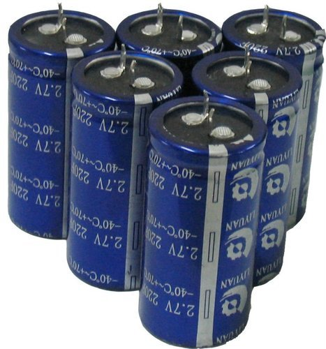Supercapacitor Market Report 2021, Trends, Scope, Demand, Opportunity and Forecast by 2026