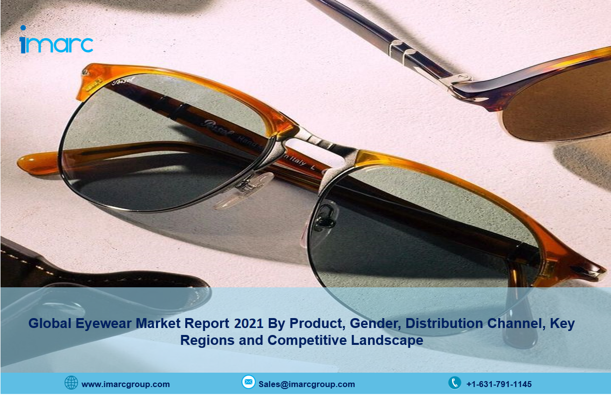 Eyewear Market 2021-26: Industry Size, Share, Trends and Research Report