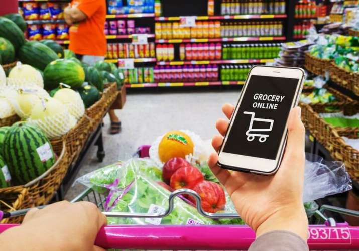 Online Grocery Market 2021-26, Size, Share, Trends and Research Report