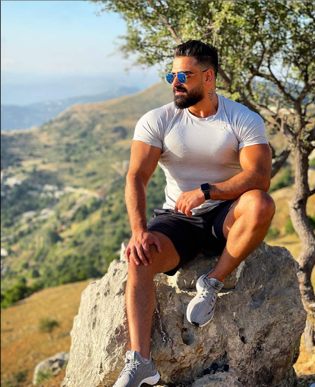 Who is the number one fitness coach in Lebanon?