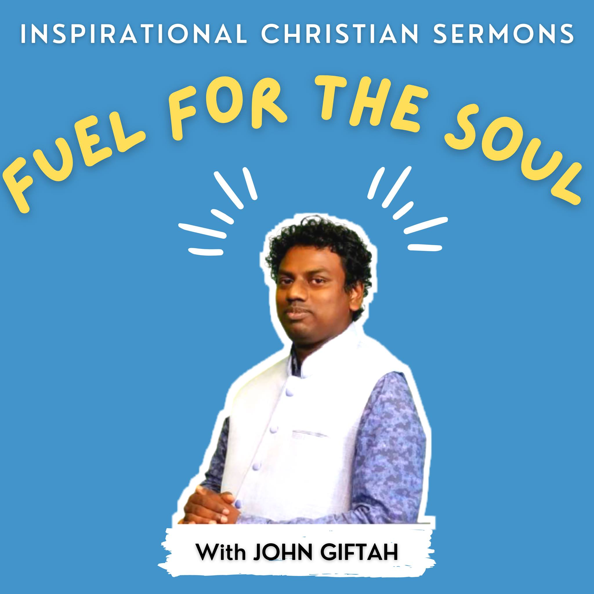 """Evangelist John Giftah's Podcast, """"Fuel for the Soul with John Giftah"""" becomes #4 Christian Podcast in India on Popular Podcast Platform"""