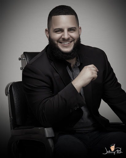 Meet Anthony Baez, Owner of Xclusiv Barber Lounge in West Palm Beach