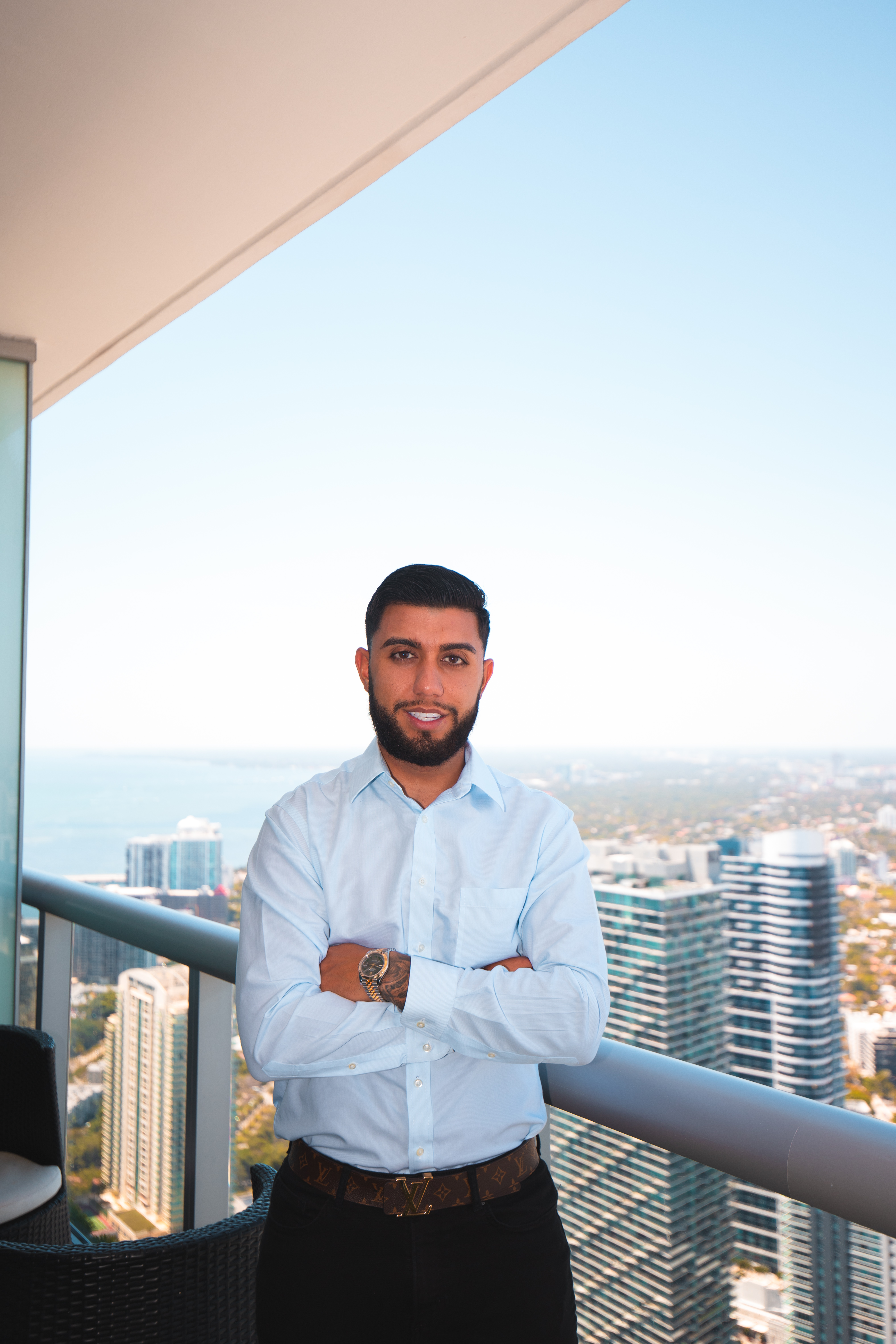 Cuban Origin Entrepreneur Brandon Rangel Shares the Broke-to-Riches Story Behind His Two Self-Owned Businesses