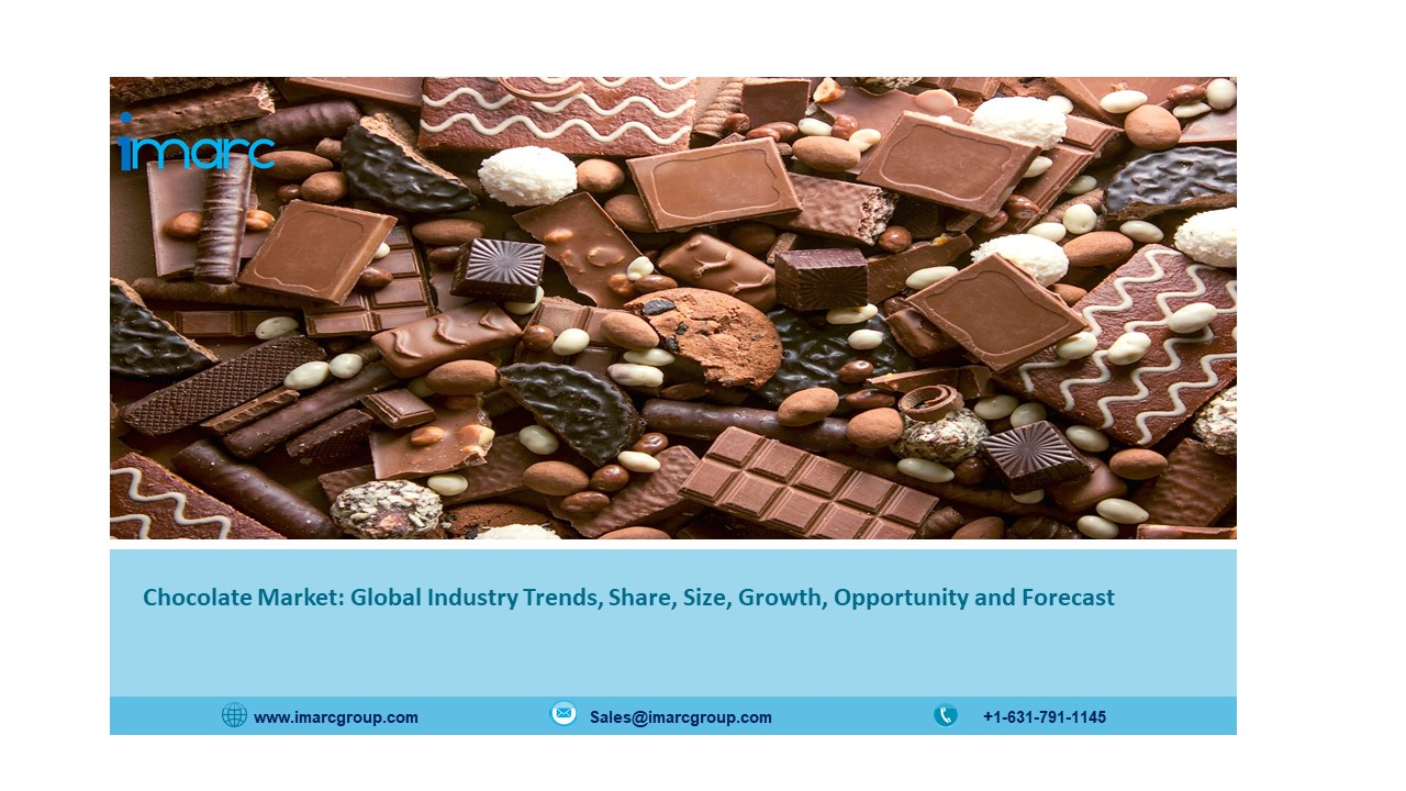 Chocolate Market: Global Size, Share, Trends, Analysis, Growth and Forecast 2021-2026
