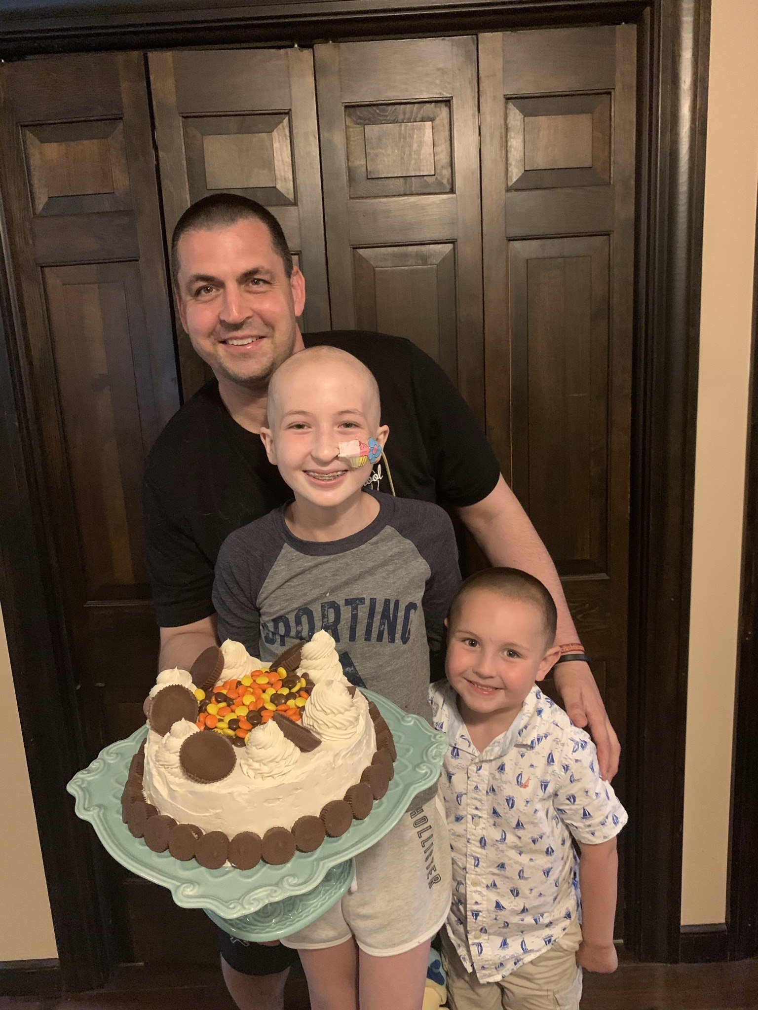 Young Girl with Stage Four Neuroblastoma Cancer Asks for Votes to Help Her Win a Baking Contest