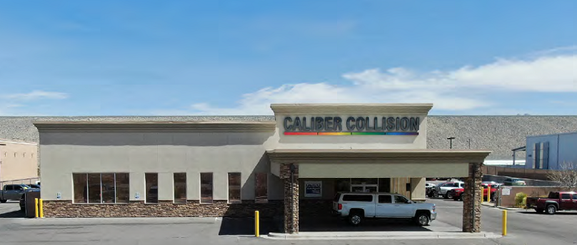 The Boulder Group Arranges Sale of Net Leased Caliber Collision in New Mexico