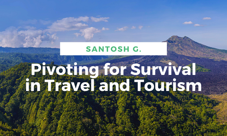 Pivoting for Survival in Travel and Tourism