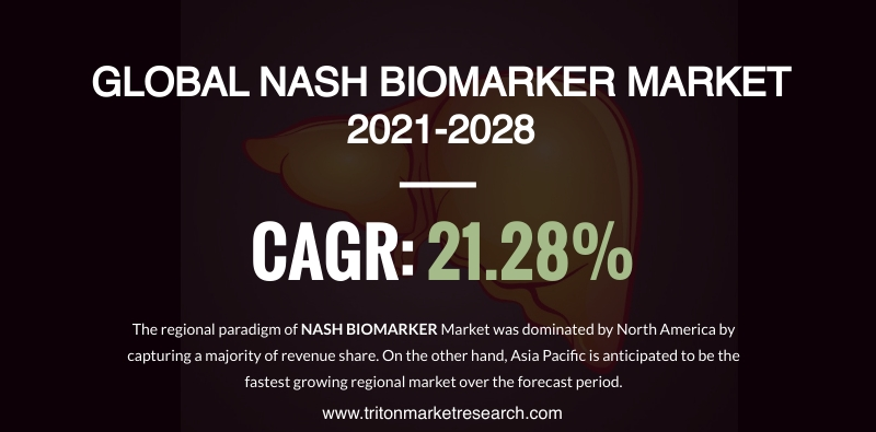 The Global NASH Biomarker Market Assessed to Witness Growth at $3700.0 Million by 2028
