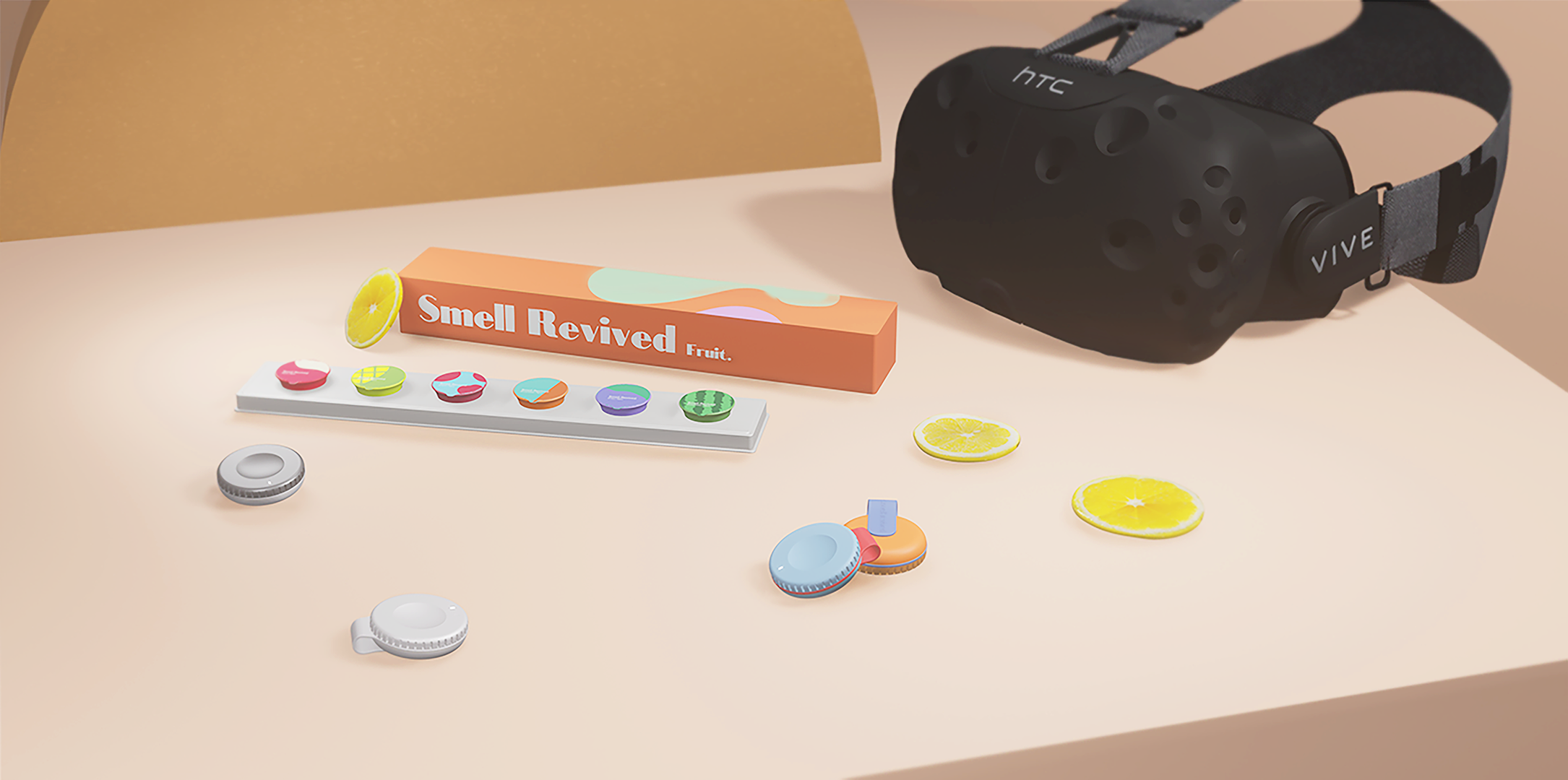 Smell Revived Wins at the Fourth Annual San Francisco Design Week Awards