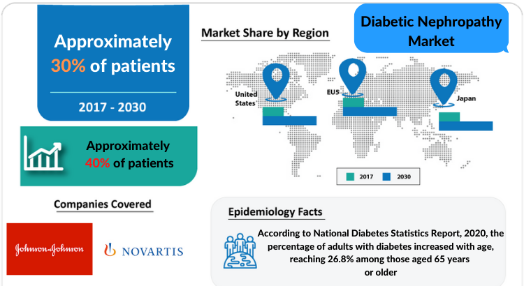 Diabetic Nephropathy Market Insights and Market Forecast by DelveInsight