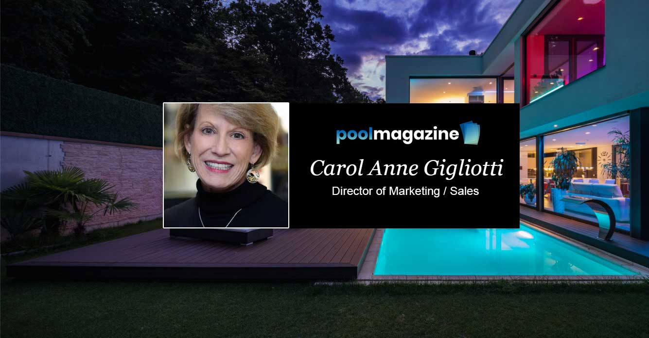 Industry Veteran Carol Gigliotti Joins Pool Magazine As Director of Marketing and Sales