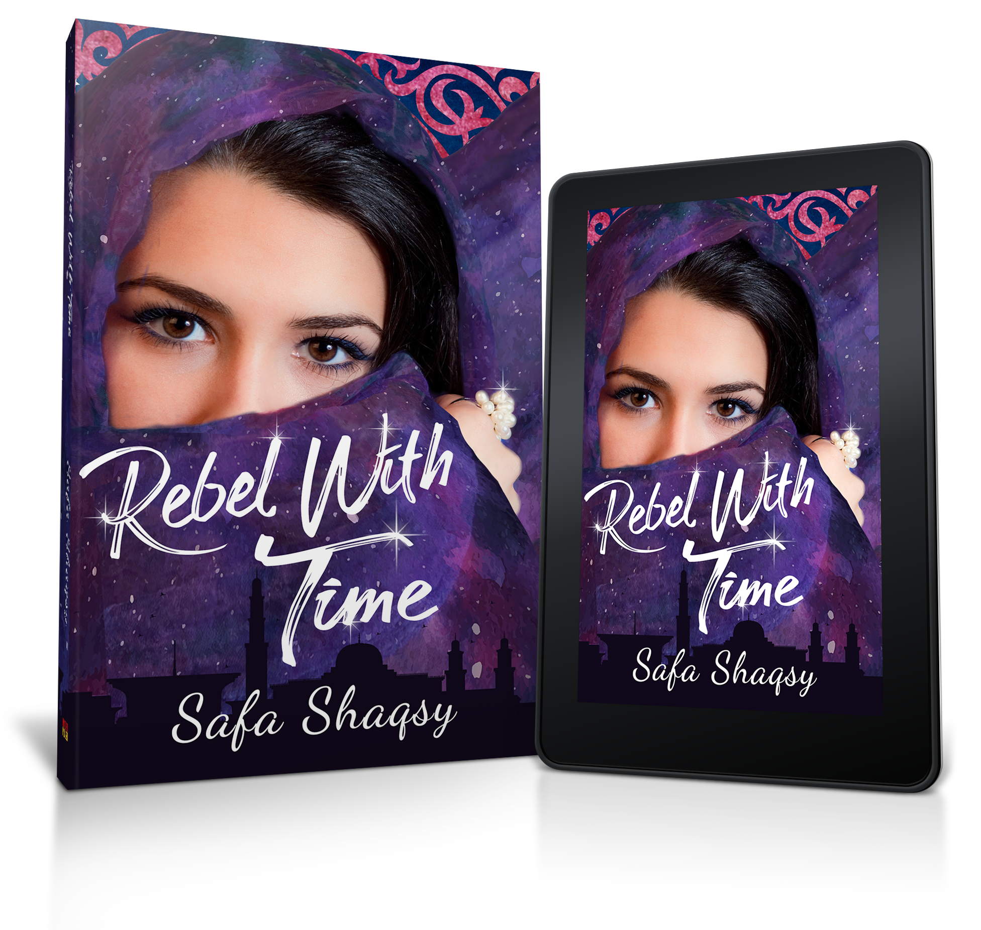 Young Adult Author Releases Middle Eastern Romance Novel