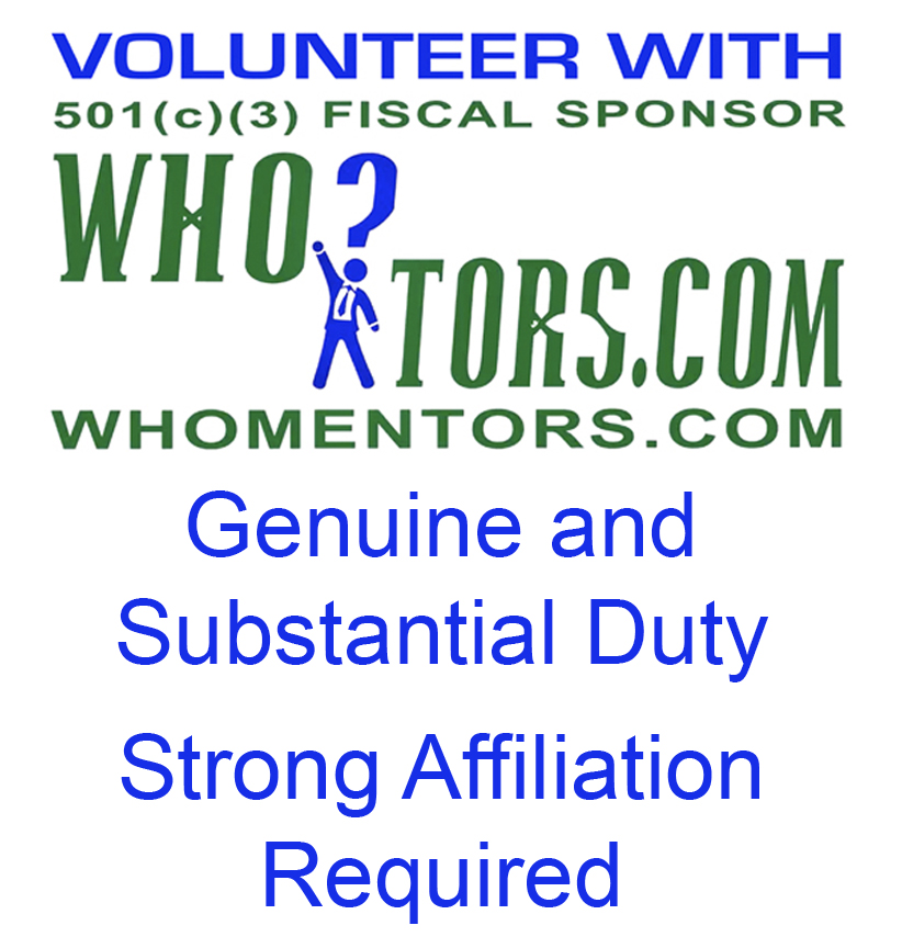 WHOMENTORSDOTCOM INC. Intends To Recruit 10,000 Volunteers Worldwide To Publish Apps for Public Benefit
