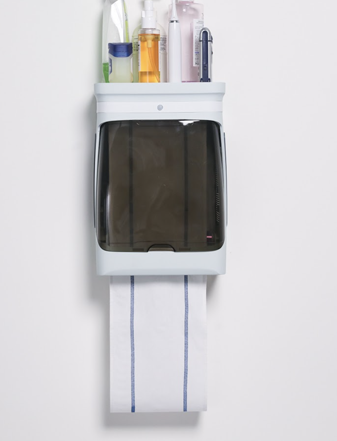 Introducing Cycloth - a Hand Towel Dispenser that Keeps Hands Dried and Sterilised
