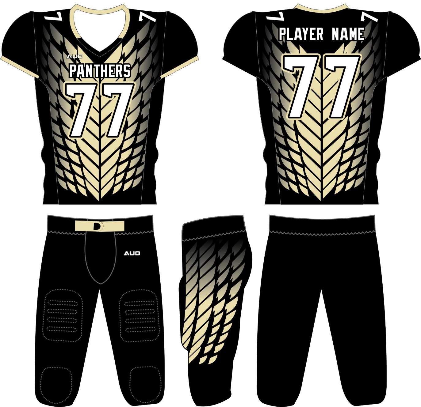 Places to Get Best Football Uniforms Online