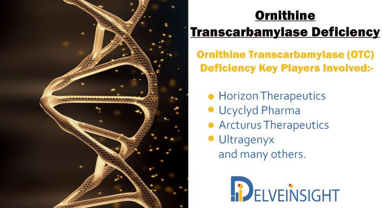 Ornithine Transcarbamylase Deficiency Market Insight, Epidemiology and Market Forecast Analysis Report
