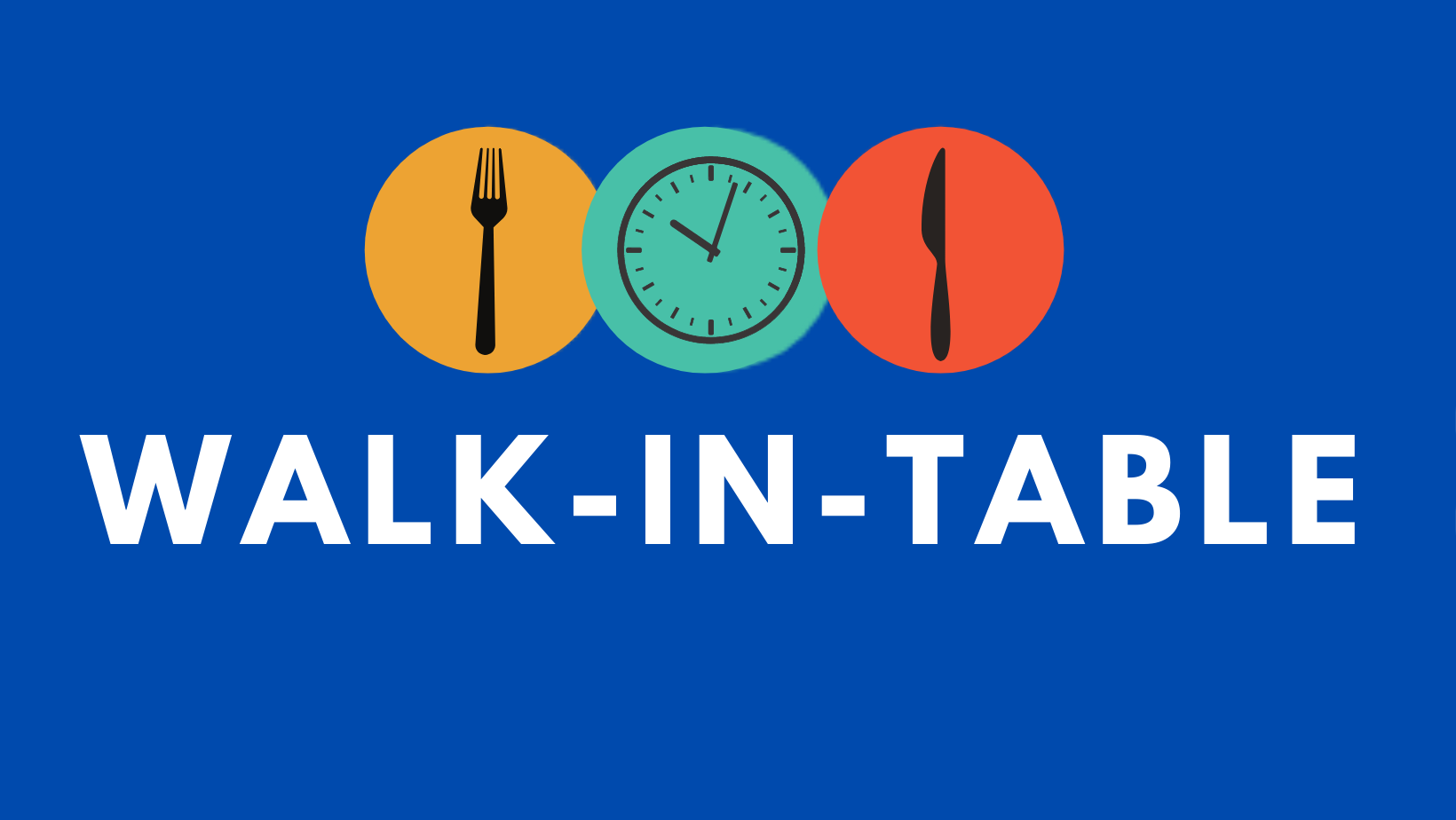 Walk-in-table launches its unique waiting list solution that makes scheduling a breeze