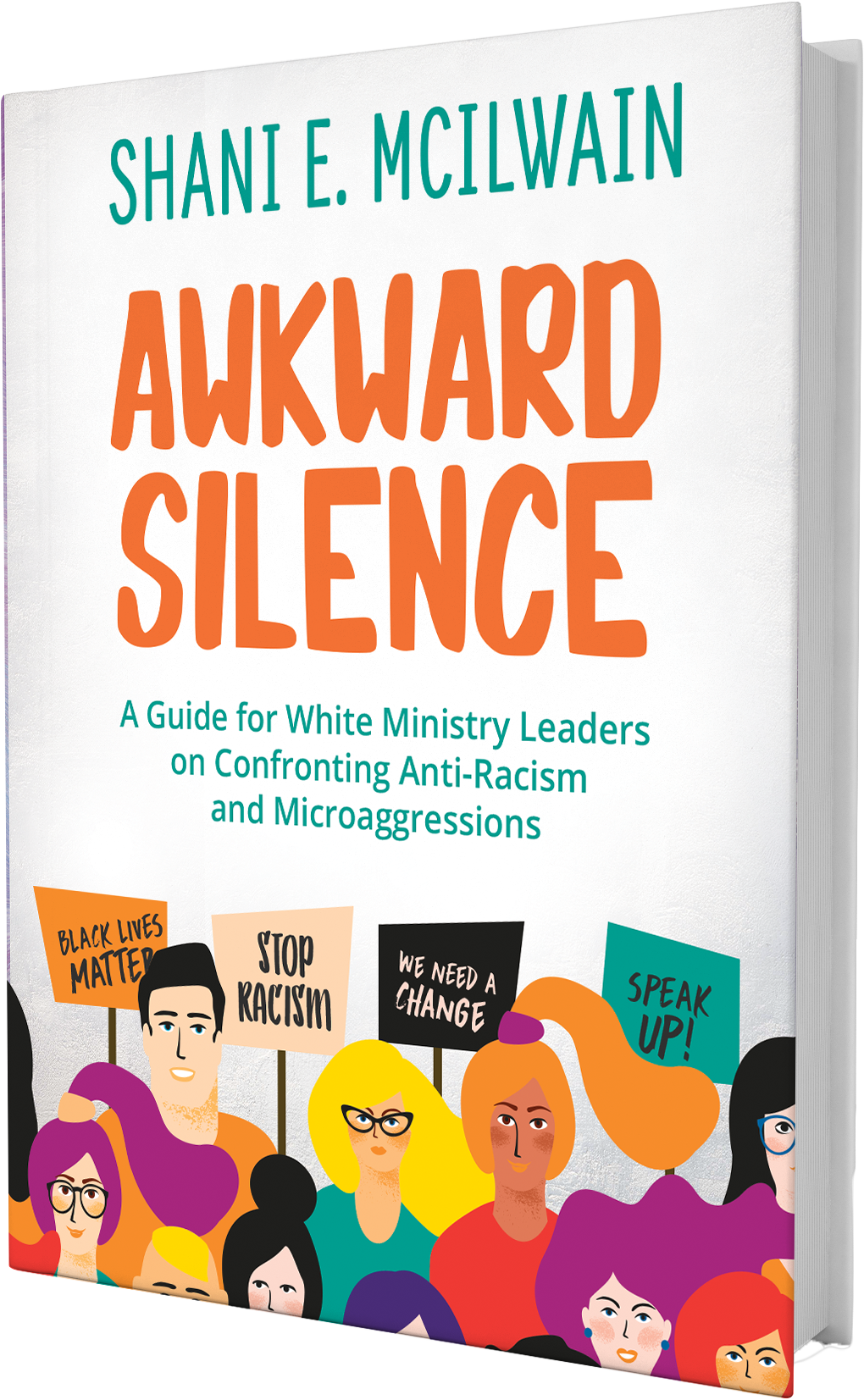 Speaker and Bestselling Author Releases Handbook to Address Anti-Racism, Allyship, and the Role of Caucasian Faith-Leaders