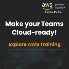 AWS Authorized Training from NetCom Learning Makes Cloud Professionals Future-Ready